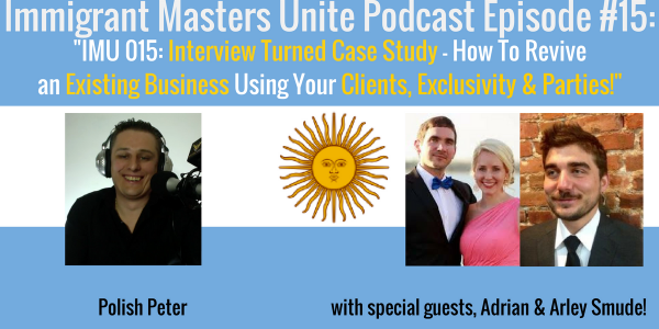 immigrant masters unite interviews immigrant entrepreneurs